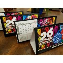 Kalendarze biurkowy