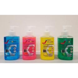 Zapachowy żel do dezynfekcji - z pompką - 300ml