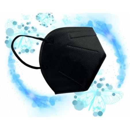 Maska ochronna FFP2 Czarna